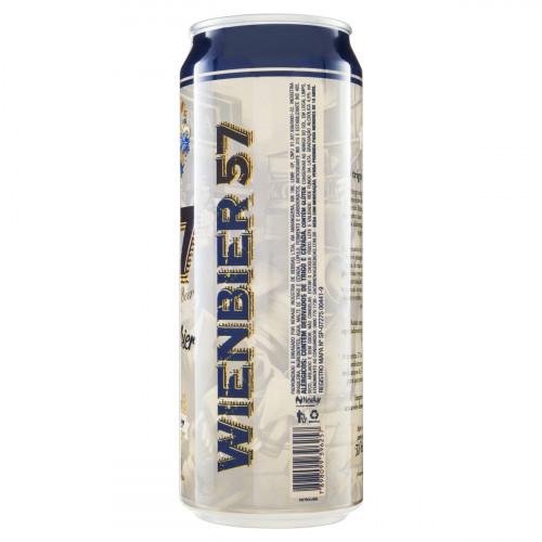 Cerveja Weissbier Premium Wienbier 57 Beer Lata 710ml