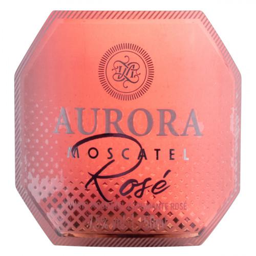 Espumante Brasileiro Rosé Aurora Moscatel Garrafa 750ml