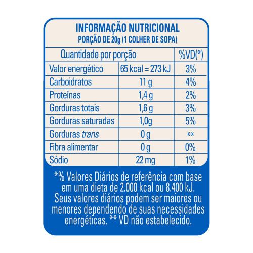 Leite Condensado MOÇA Lata 395g