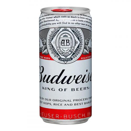 Cerveja BUDWEISER Lata 269ML