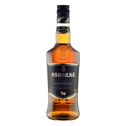 Conhaque Brandy de Jerez  Osborne Garrafa 700ml