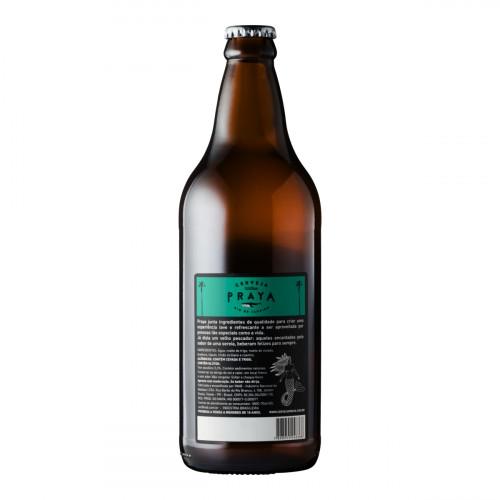 Cerveja Witbier Praya Garrafa 600ml