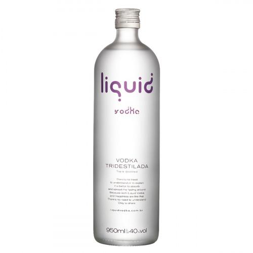 Vodka Liquid First 950ml