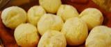 Pão de queijo fácil