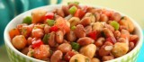 Salada de grãos